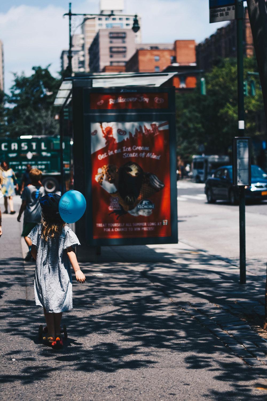Dream Hopping   New York, New York   July 2016