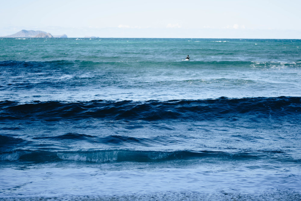 Lost at Sea |Kailua, Hawaii | December 13, 2016