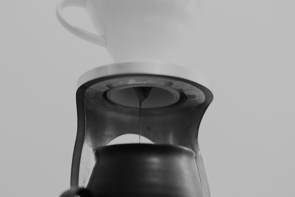 Makes Coffee Beautifully