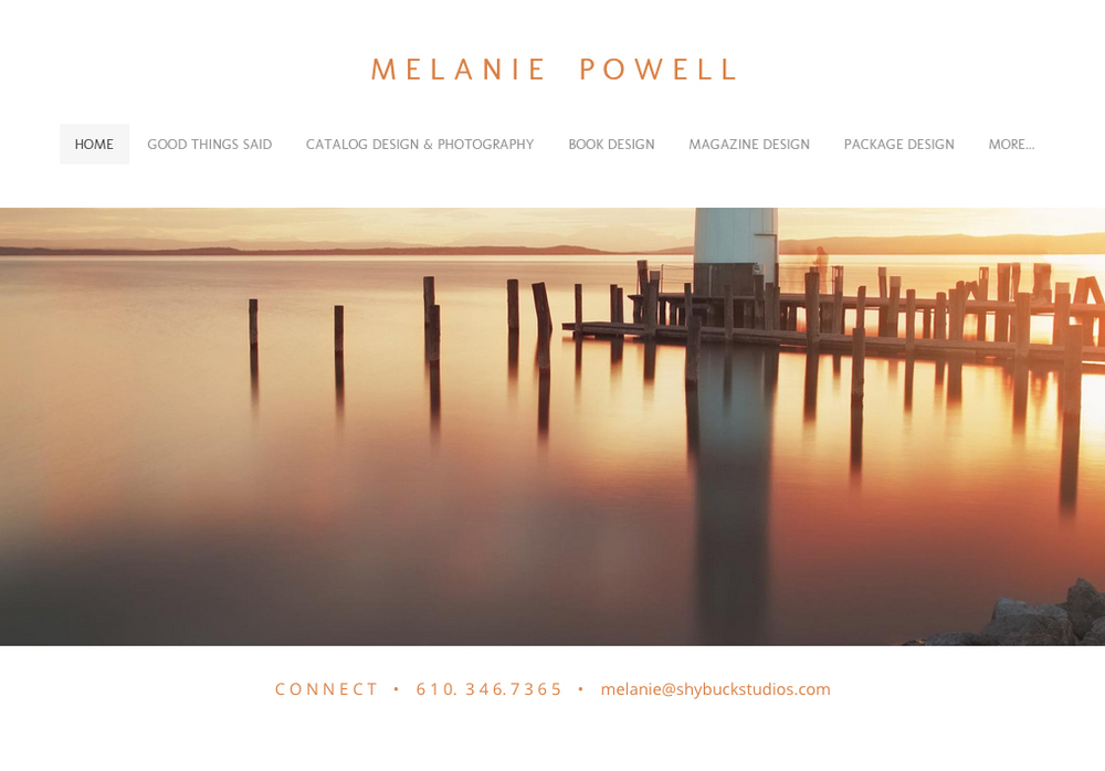 Grapic Design Web Site