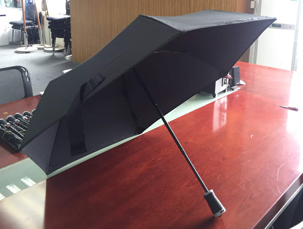 Production Test Unit Frame with Canopy (Total Weight: 336g)