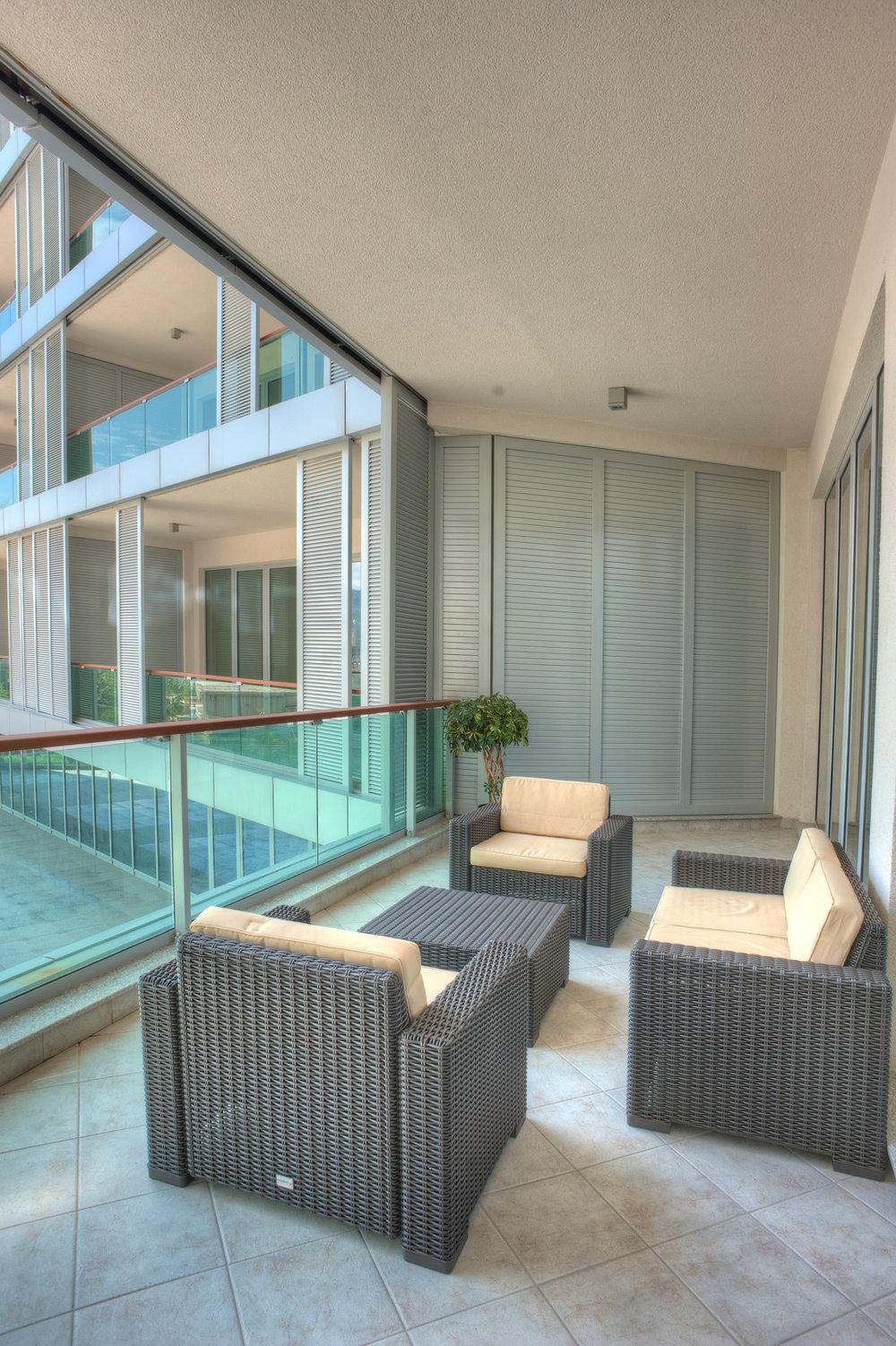 Three bedroom apartment in Budva