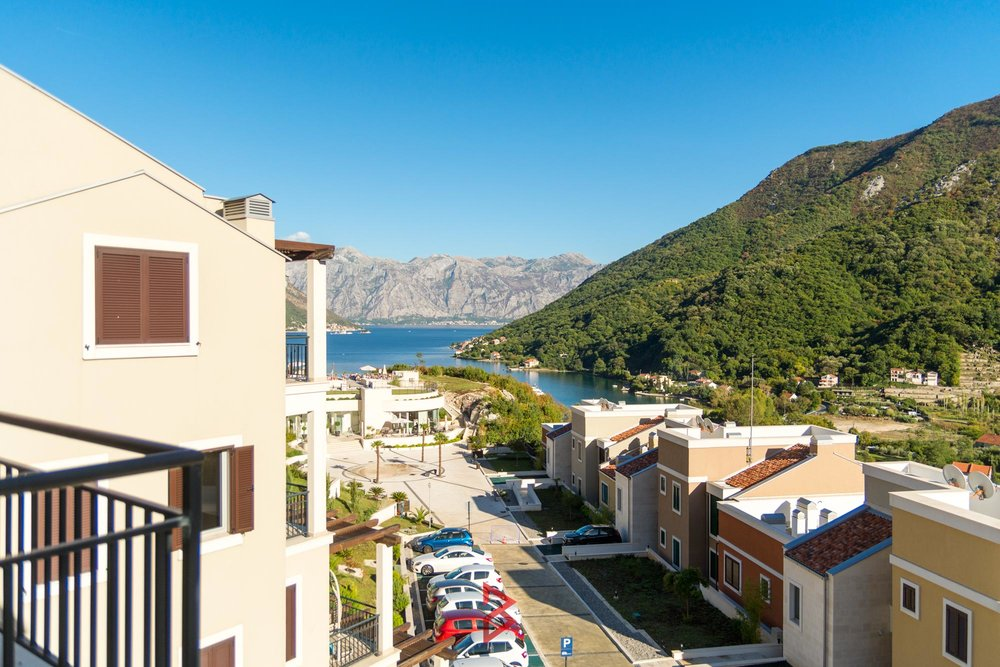 One bedroom apartment in Boka Bay
