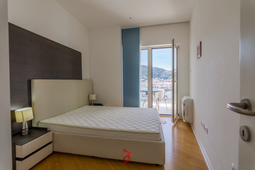 One bedroom apartment in Budva