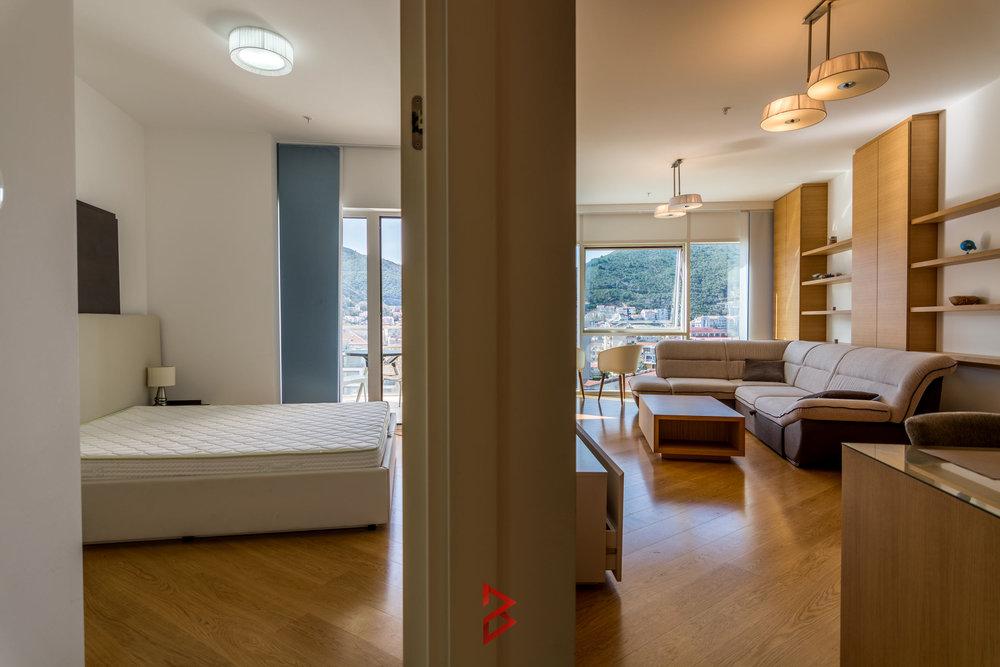 One bedroom apartment in Budva