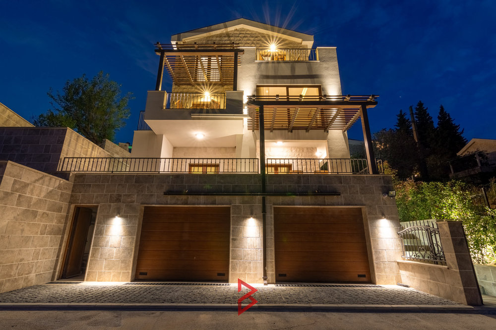 Luxury villa for sale in Budva