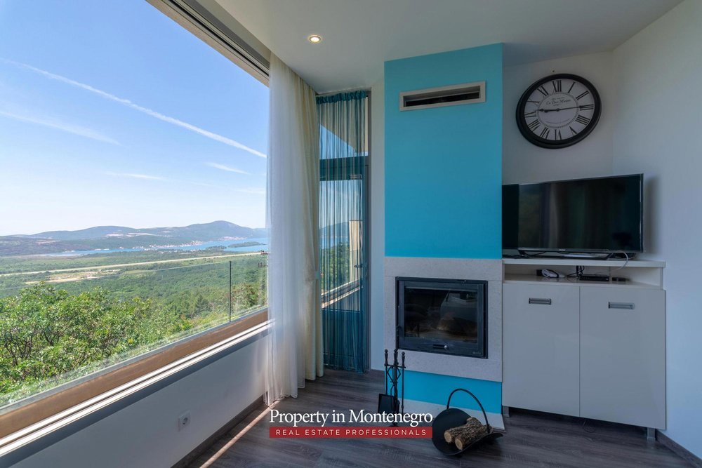 Luxury villa for sale in Tivat