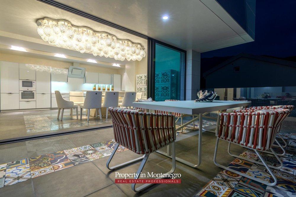Luxury villa for sale in Budva