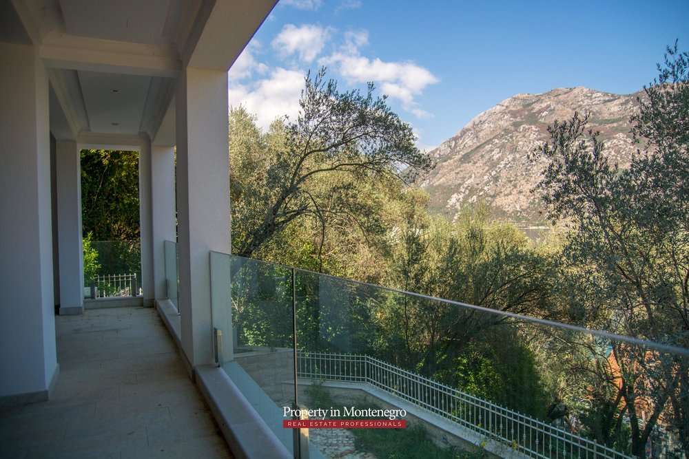 Luxury villa for sale in Kotor