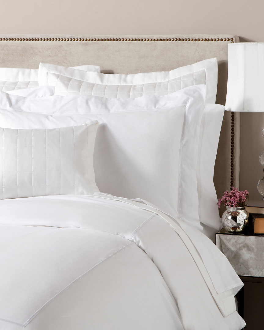 Grid Quilted Coverlet Set Bellino
