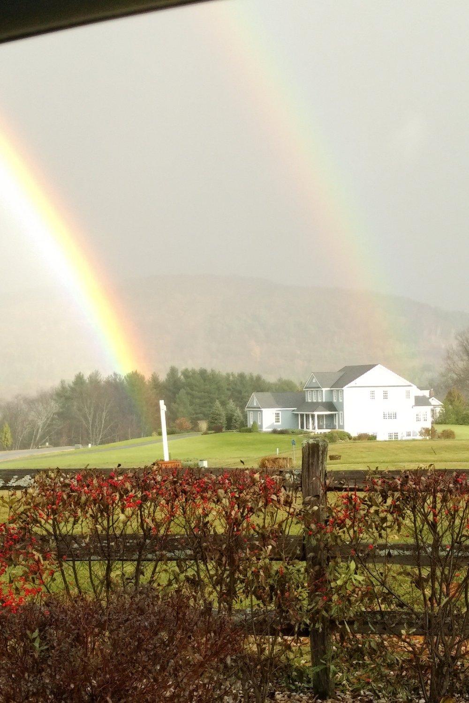 Rainbows In Lenox