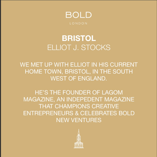 BRISTOL - ELLIOT J.STOCKS