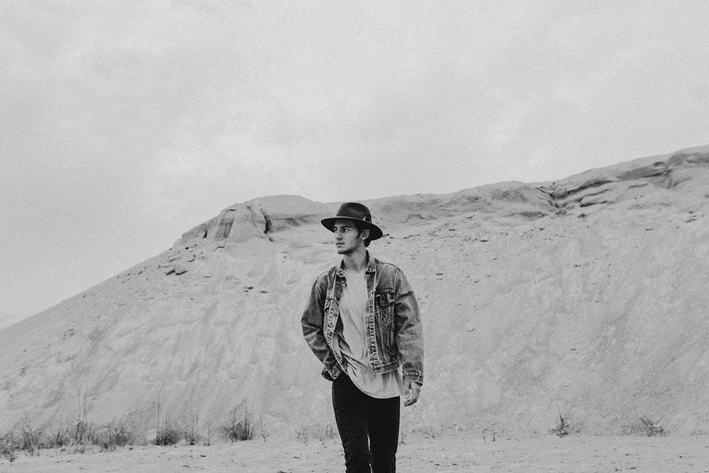 THOMAS CSORBA -  A Texas singer-songwriter who calls Wacotown home