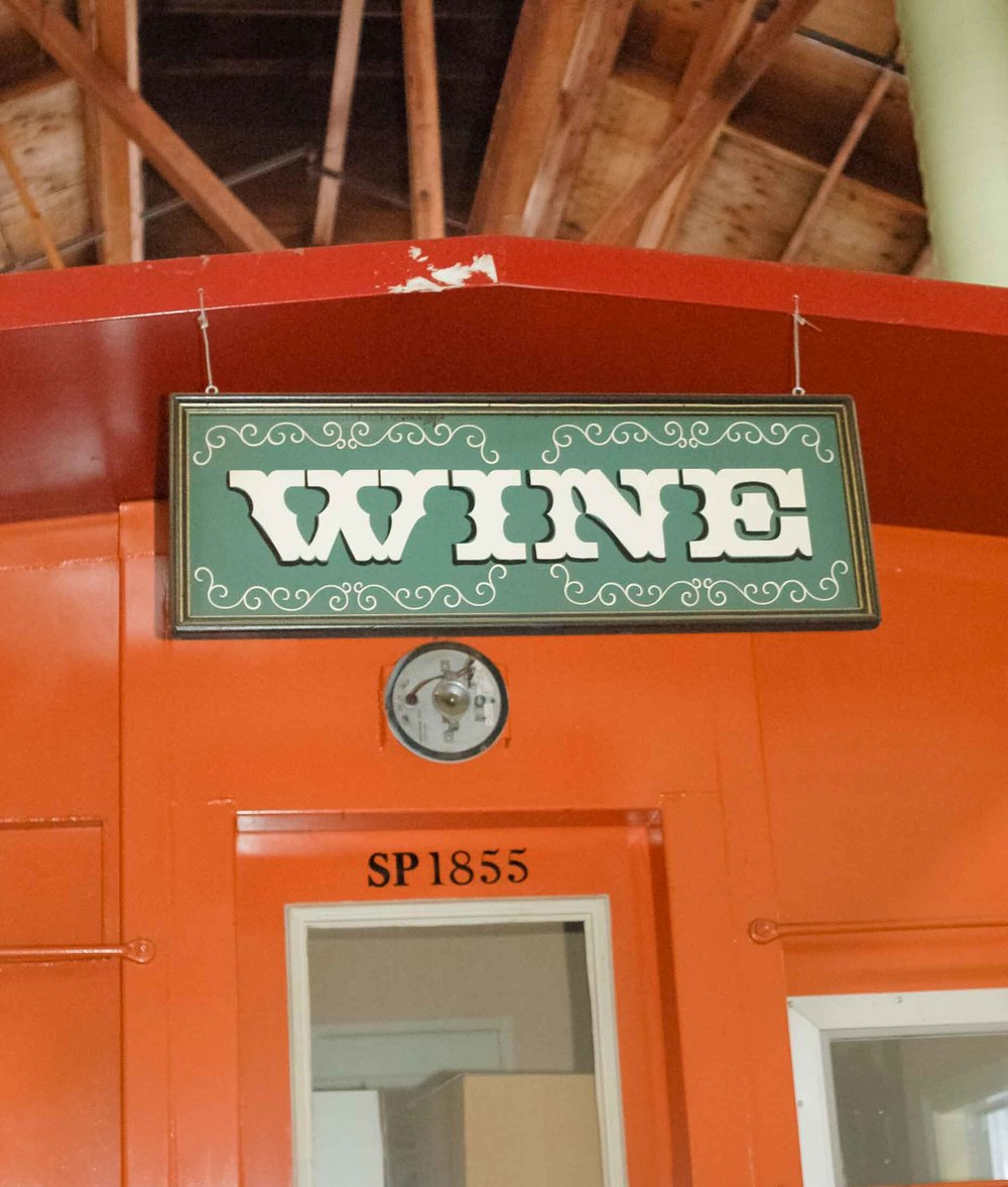 Claypool Cellars Booze Caboose