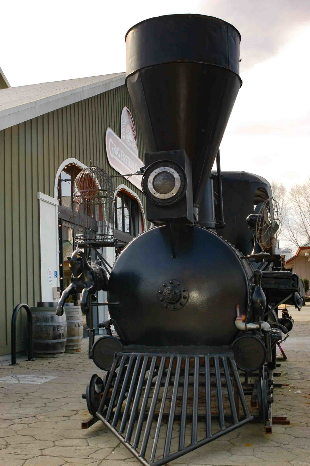 The Great Locomotive