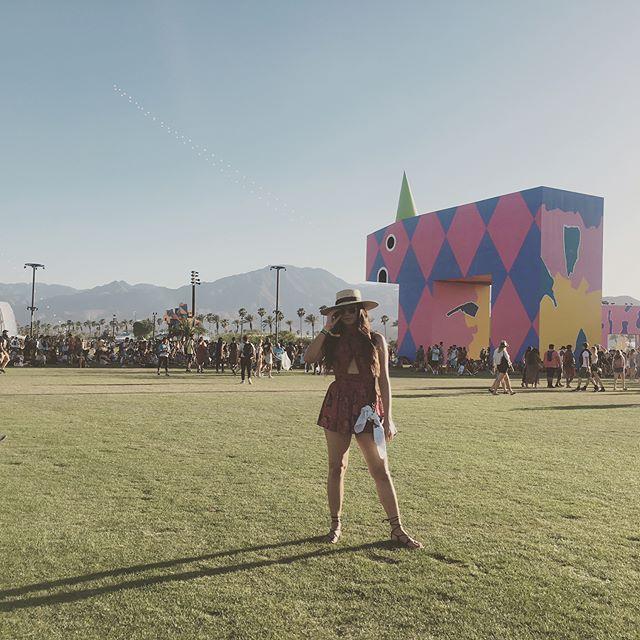 Coachella 🦋🌵✨🍉