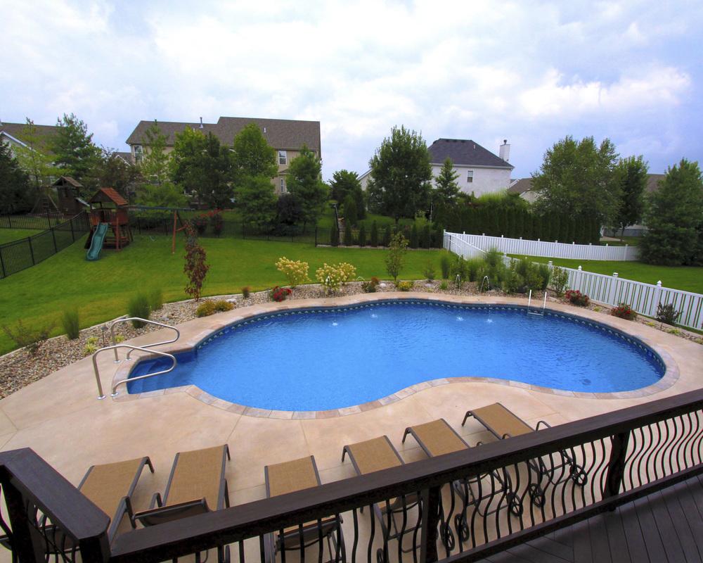 In Ground Pools - Vinyl Liner In Ground Pool Dealer St Louis MO ...
