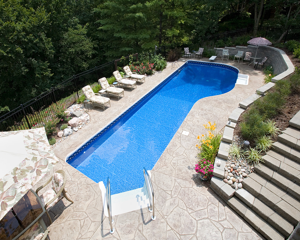 13 - Custom Lap Pool