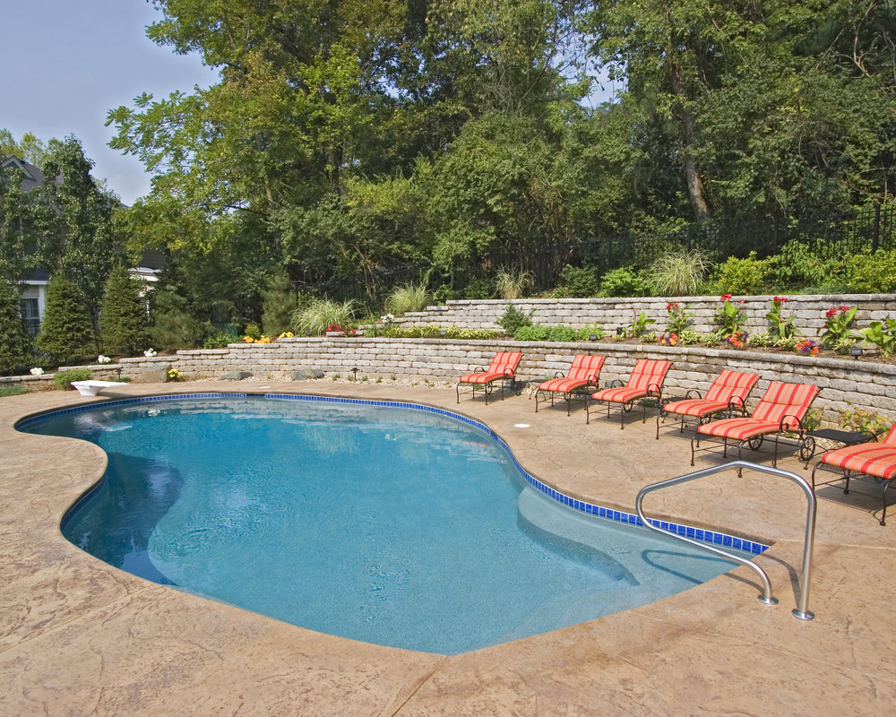 1 - Freeform Pool