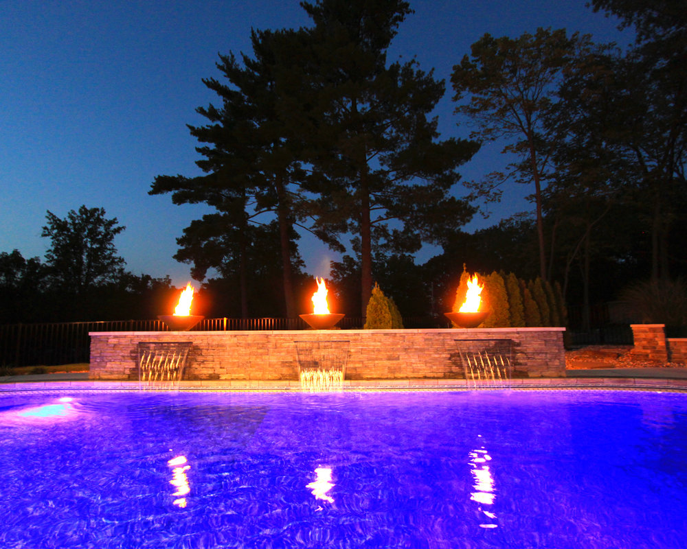 Fire bowls and Shear Descents...