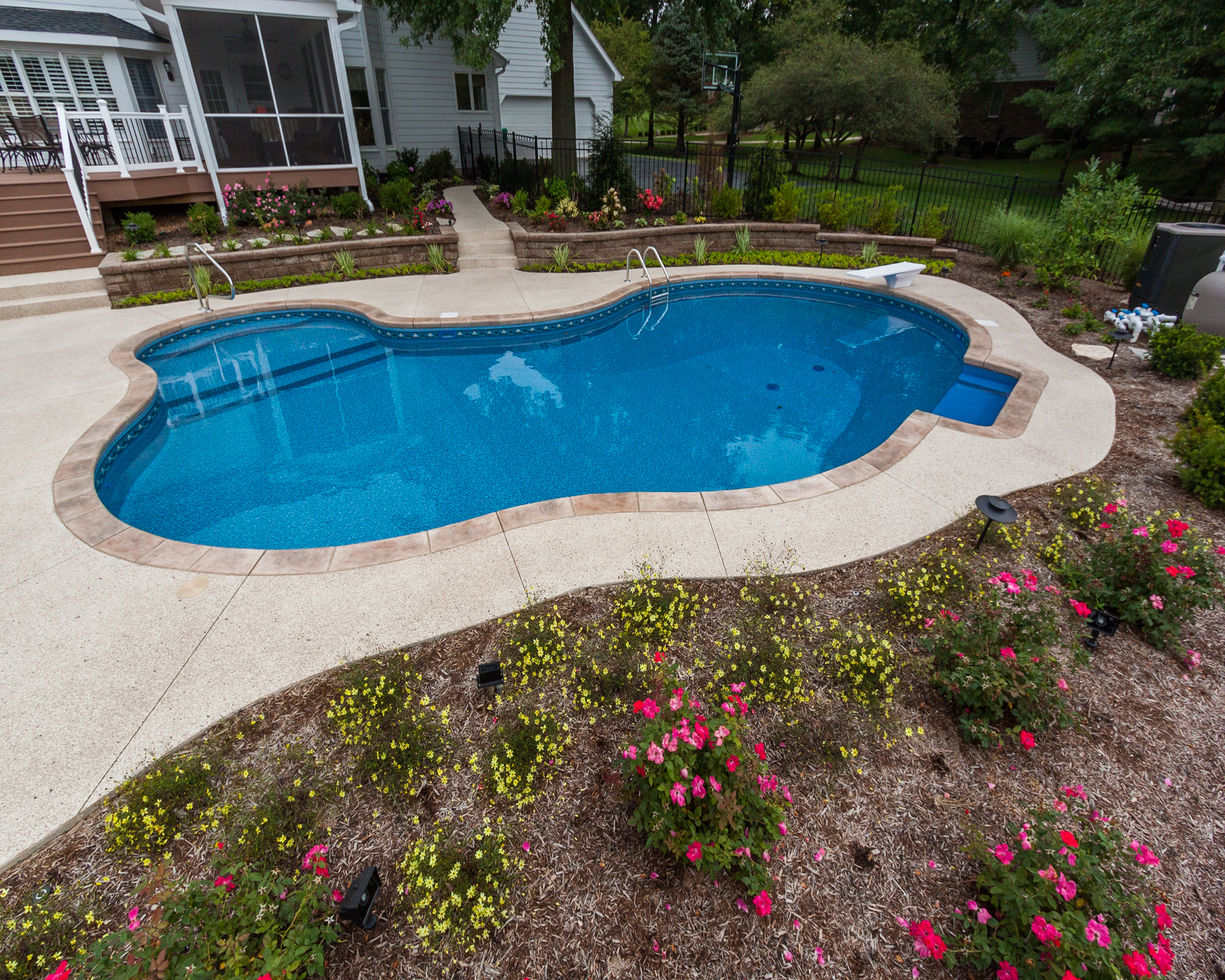 In Ground Pools - Vinyl Liner In Ground Pool Dealer St Louis MO ...
