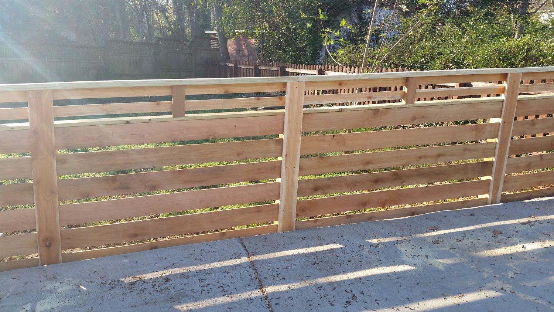 Wood Fences — Nashville Fence & Deck