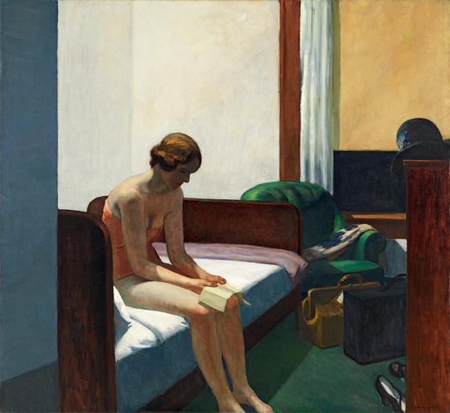 Hotel Room , 1931