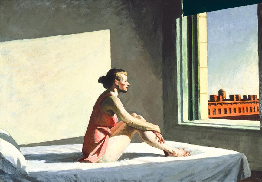 Morning Sun , 1952