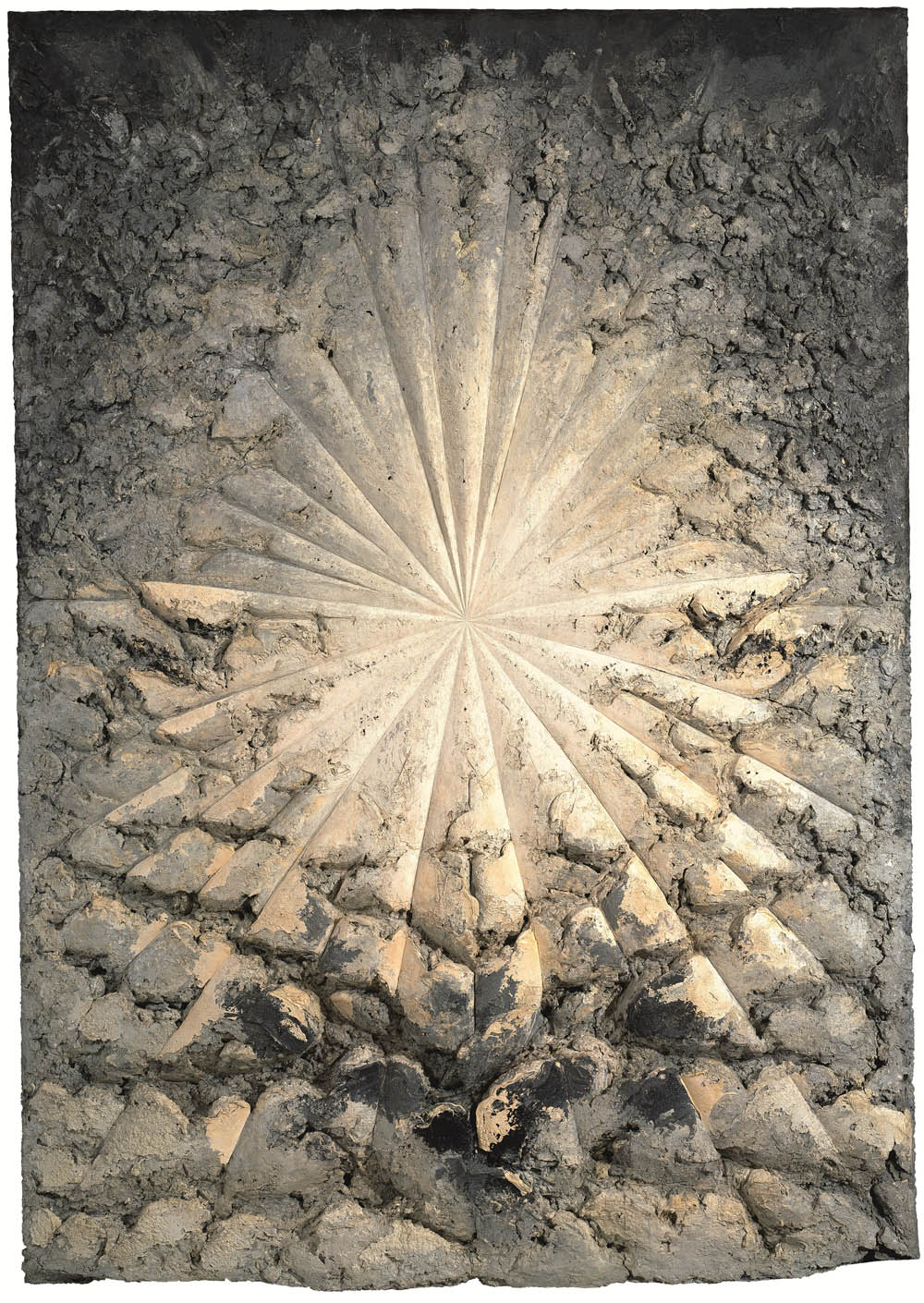 Jay DeFeo,  The Rose , 1958-66