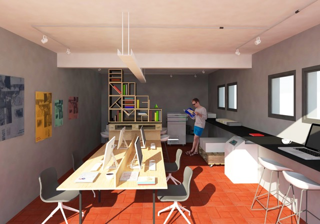 Studio de design gráfico