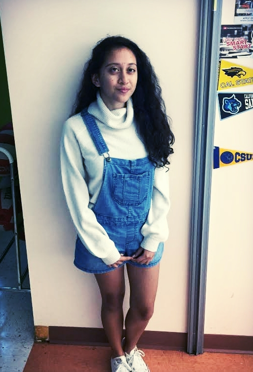 Student Voice: Gabriela Lazo