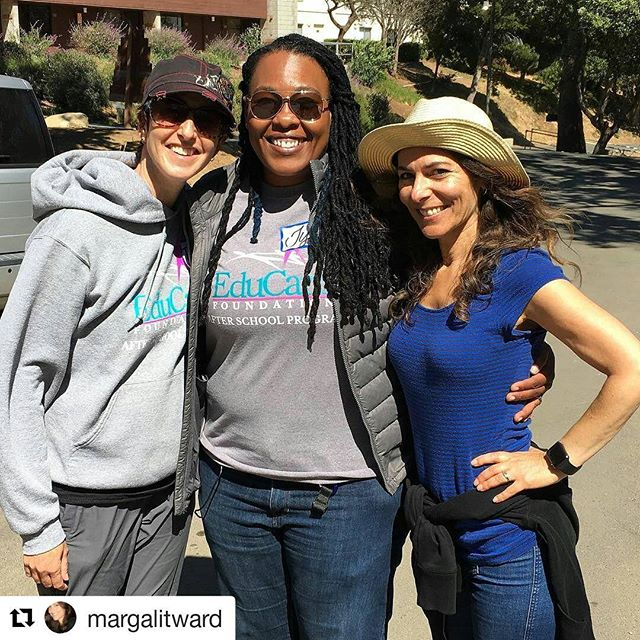 #Repost @margalitward (@get_repost) ・・・ Beautiful day with these beautiful people. Love these ladies. @educarefoundation high school senior retreat at @camphesskramerofficial  #grateful #blessed #somuchfun