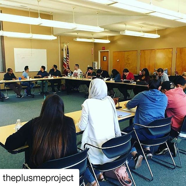 We had an amazing time with @theplusmeproject on Tuesday!  #Repost @theplusmeproject ・・・ Today we worked with the wonderful staff of @educarefoundation and conducted our Storytellers PLUS ME professional development!  #yourstorymatters #storytelling #nonprofit #inspire #Educarefoundation
