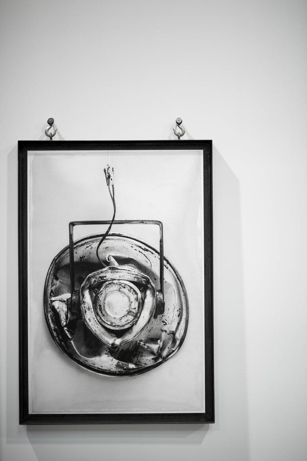Collision no 01 [série Dialogues], 2015.