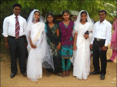 Jackson, Jancy, Santhiya, Sangavi, Karthika, Lazar