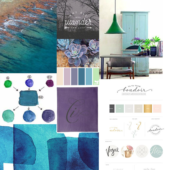Inspiration Board Catarina