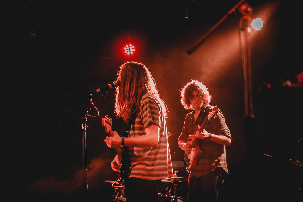 Roadkill Ghost Choir at the Crocodile Cafe –Seattle WA – 1/28/18 Photo: Jake Hanson