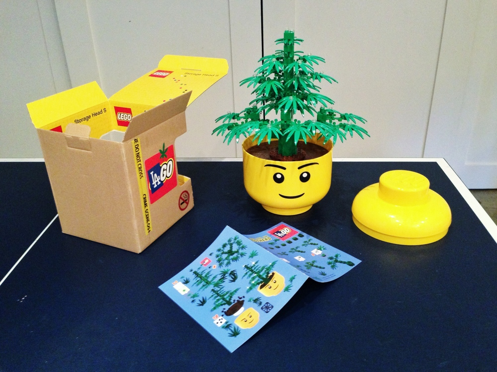Pot Head Kit, 2012
