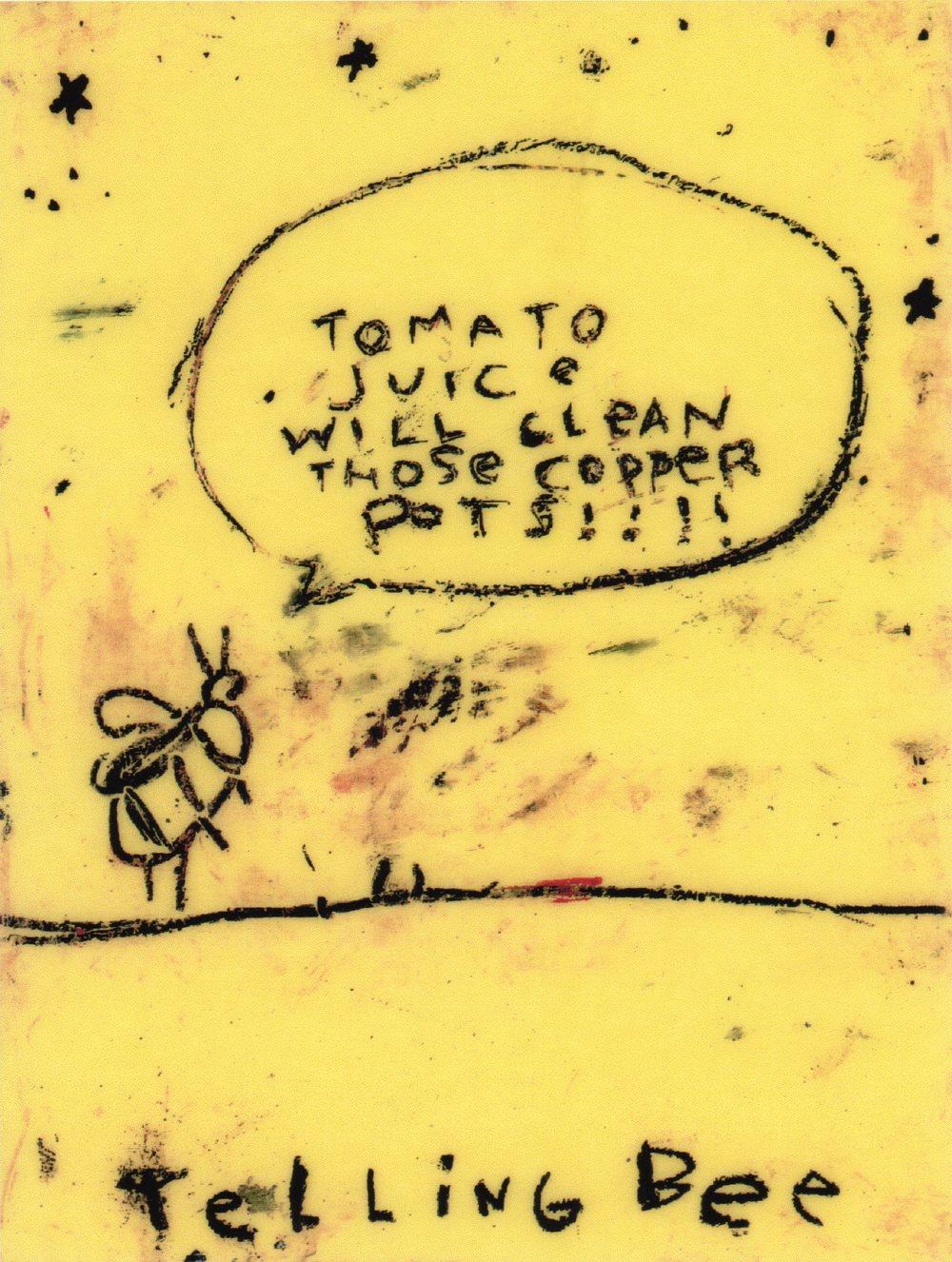 Telling Bee, 1995