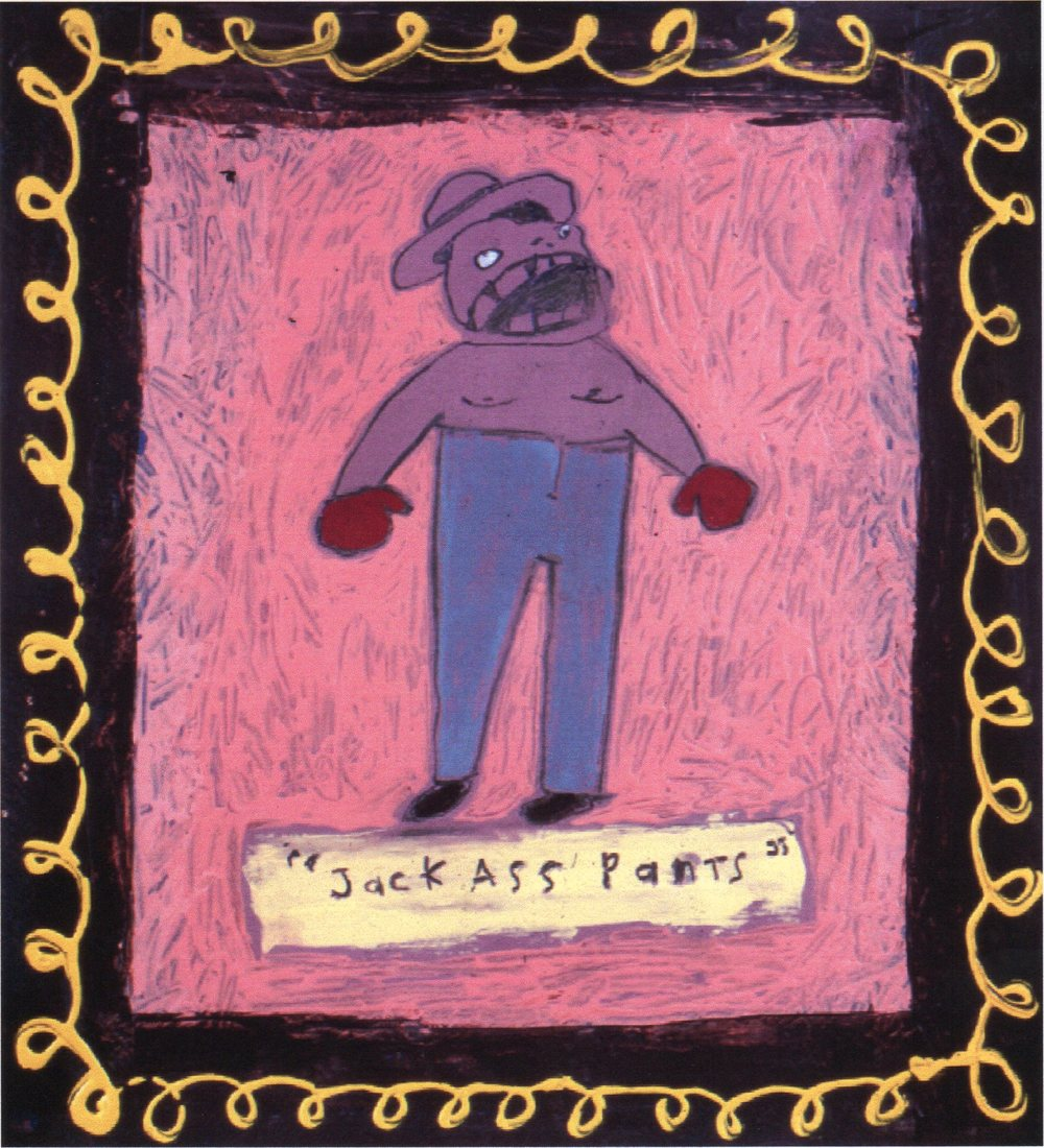 Jackass Pants, 1999
