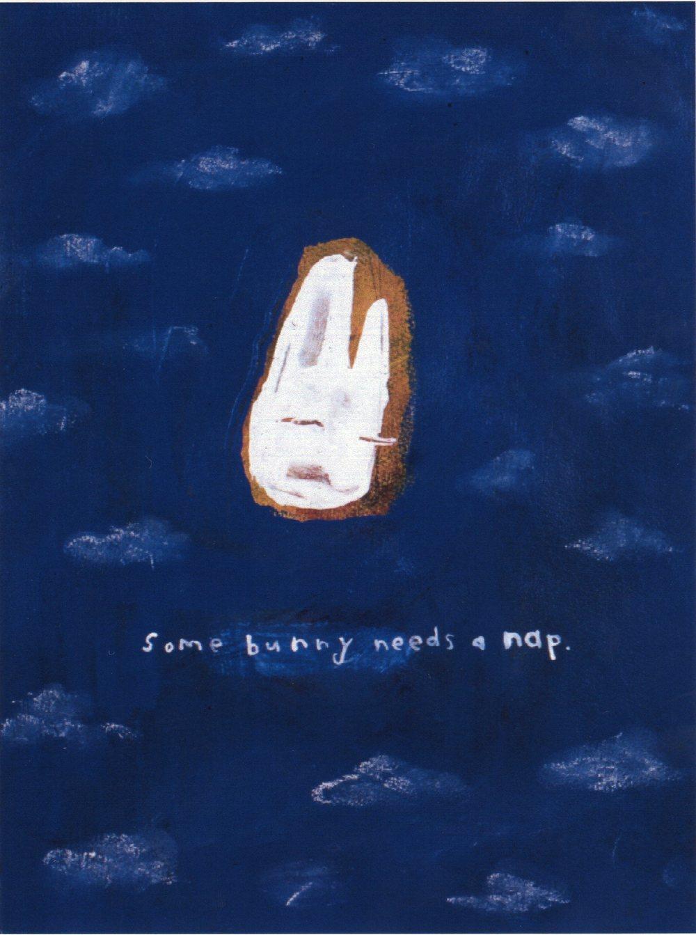 Somebunny Needs A Nap, 1997