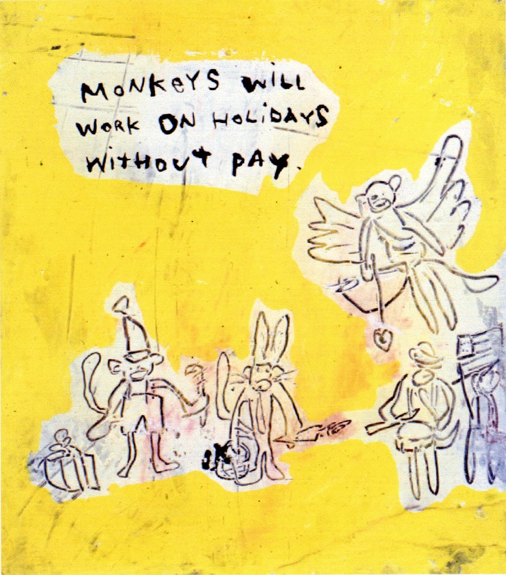 Monkey Holiday, 1997
