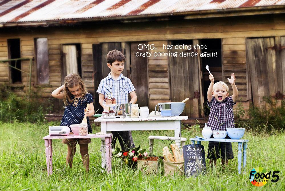 Kids Party Food- Amanda Arnold