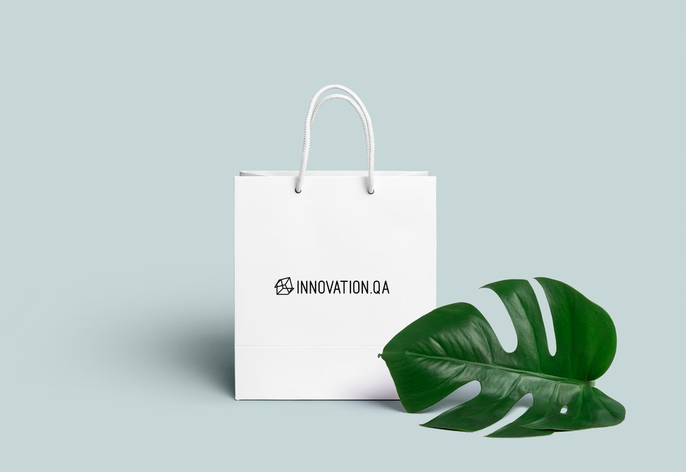 Innovation.qa  Corporate Identity | Innovation.qa