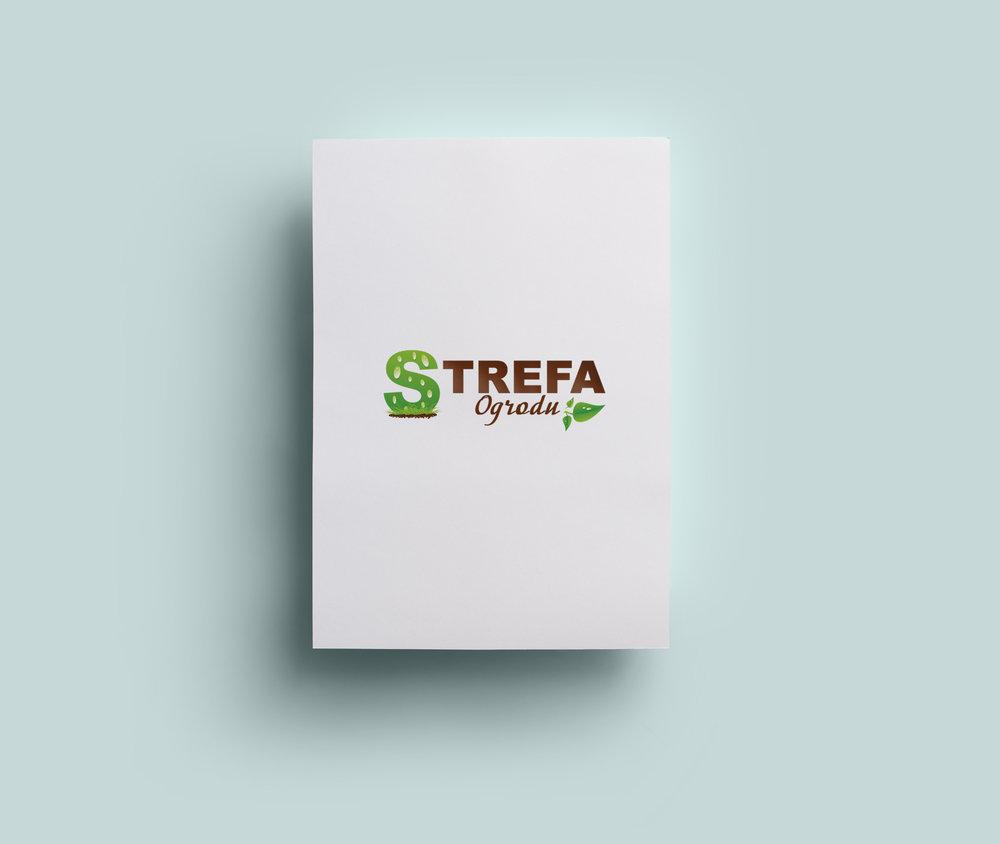 Corporate Identity  Strefa OgroduGarden Design