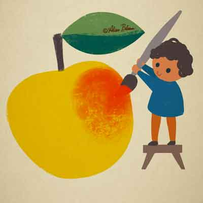 Food Illustrartion -
