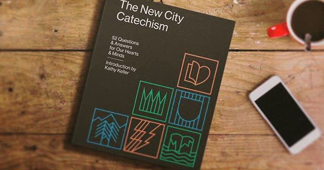 Tomorrow night at LS Students we kick off 2018 and our year in the New City Catechism. This is a modern day resource aimed at helping children and adults alike learn the core beliefs of the Christian faith through 52 questions and answers. Download the app in our profile!
