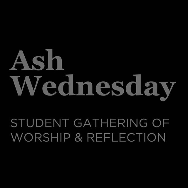 One of our students' favorite gatherings happens tonight at 7p. Middle and High School Students, join us as we reflect on our deep need for the saving, forgiving, resurrecting work of Jesus.