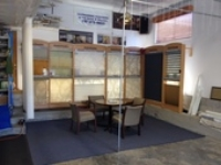 SHOWROOM  Our new showroom features a complete display of window covering options. This combined with our experience will help us create the best possible window covering design for your home or business.