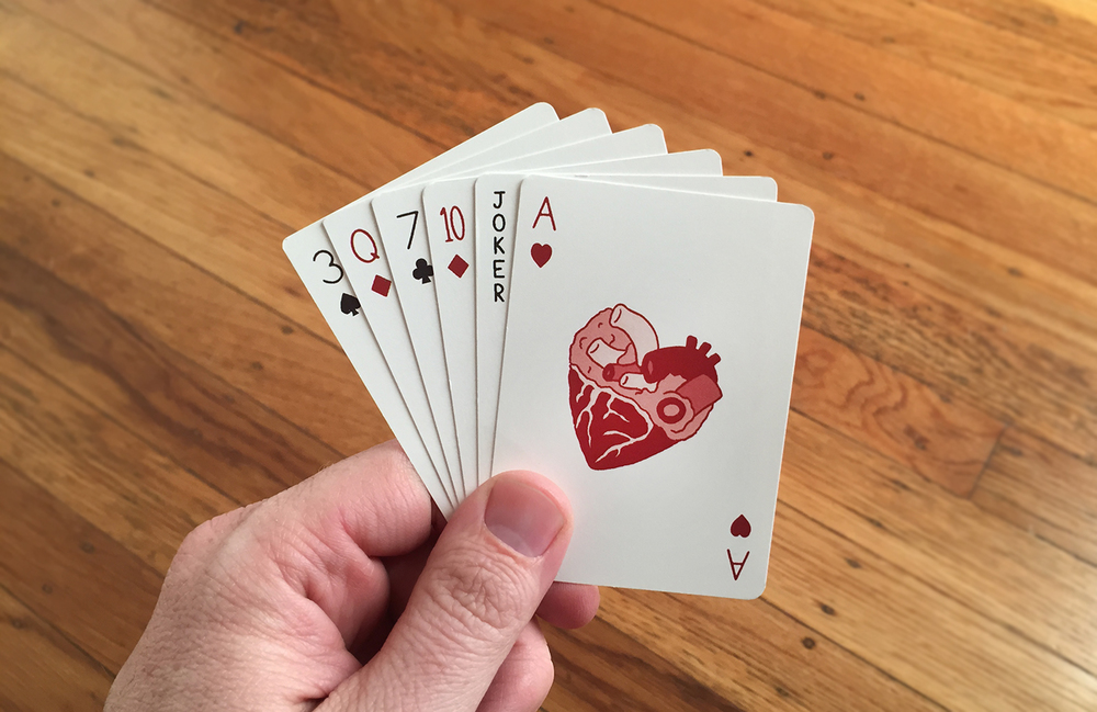 Possibly True History of Playing Cards